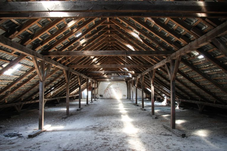 How to Make a Truss Attic Suitable for Storage?