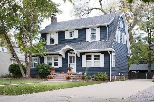 Choose your housing style | Dutch colonial homes, Colonial exterior, Dutch  colonial house